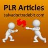 Thumbnail 25 humor PLR articles, #1