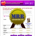Thumbnail Dating Review Site with MRR (Master Resale Rights)