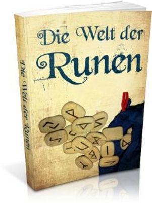 Product picture Die Welt der Runen
