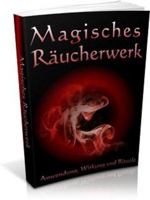 Product picture Magisches Raeucherwerk